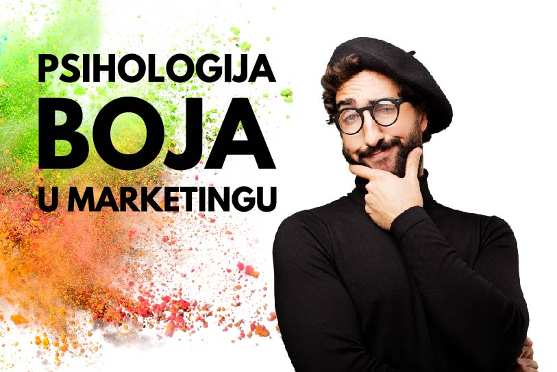 Psihologija boja u marketingu